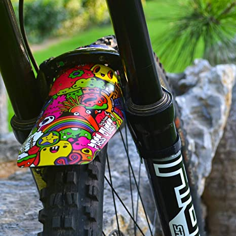 PASS QUEST P1 MTB Bike Off-road Bicycle Fender Mudguard Cycling Accessories