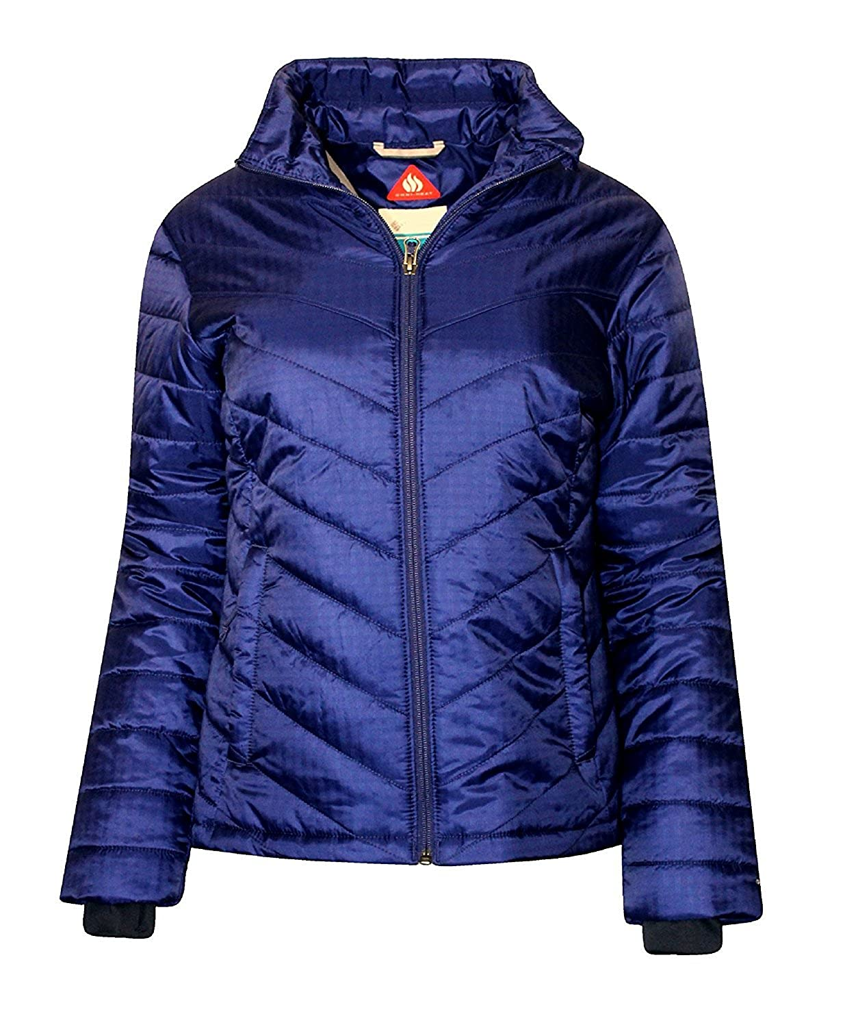 796cadb61642b Columbia Women s Plus Morning Light II Insulated Omni-Heat Jacket Skyward  best