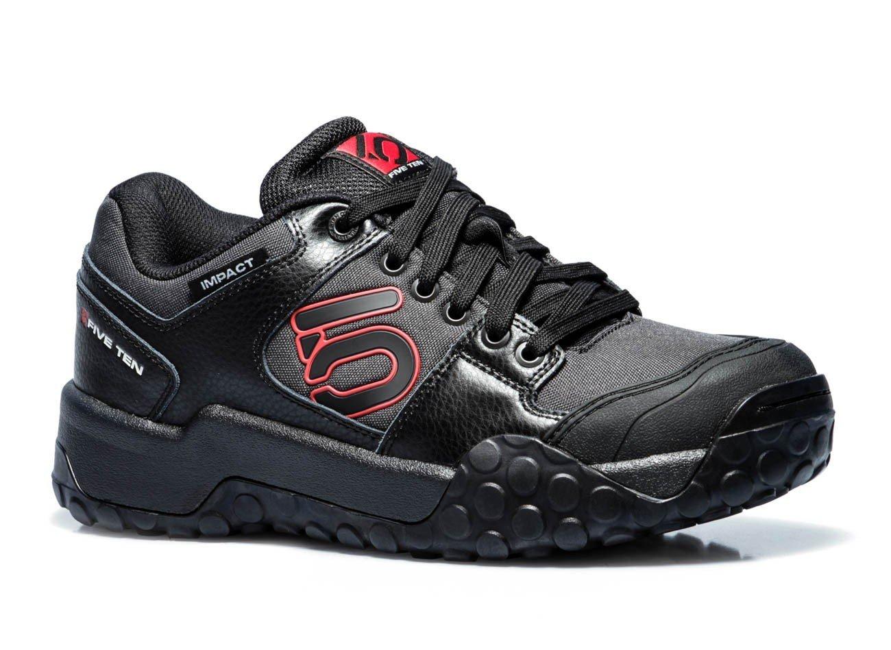 Five Ten MTB-Schuhe Impact Niedrig Schwarz Gr. 40