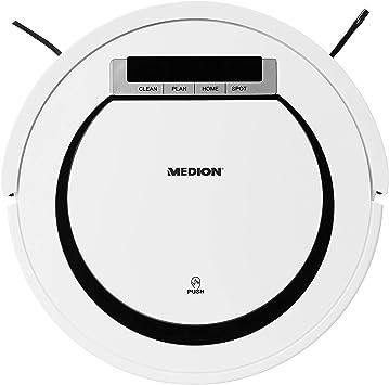 Medion MD 18600 Aspirateur robot blanc |