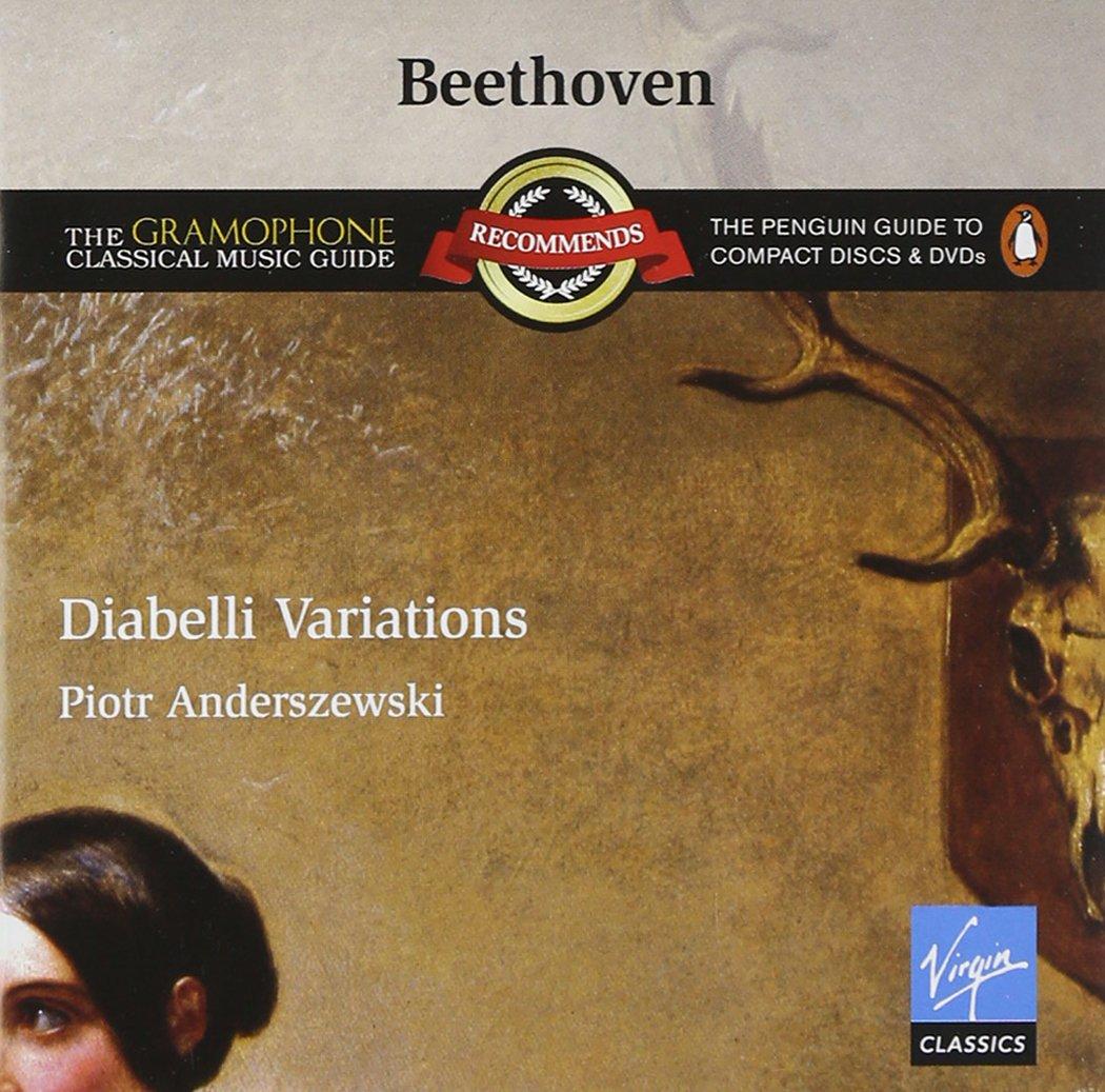 Diabelli Variations by Beethoven (Anderszewski)