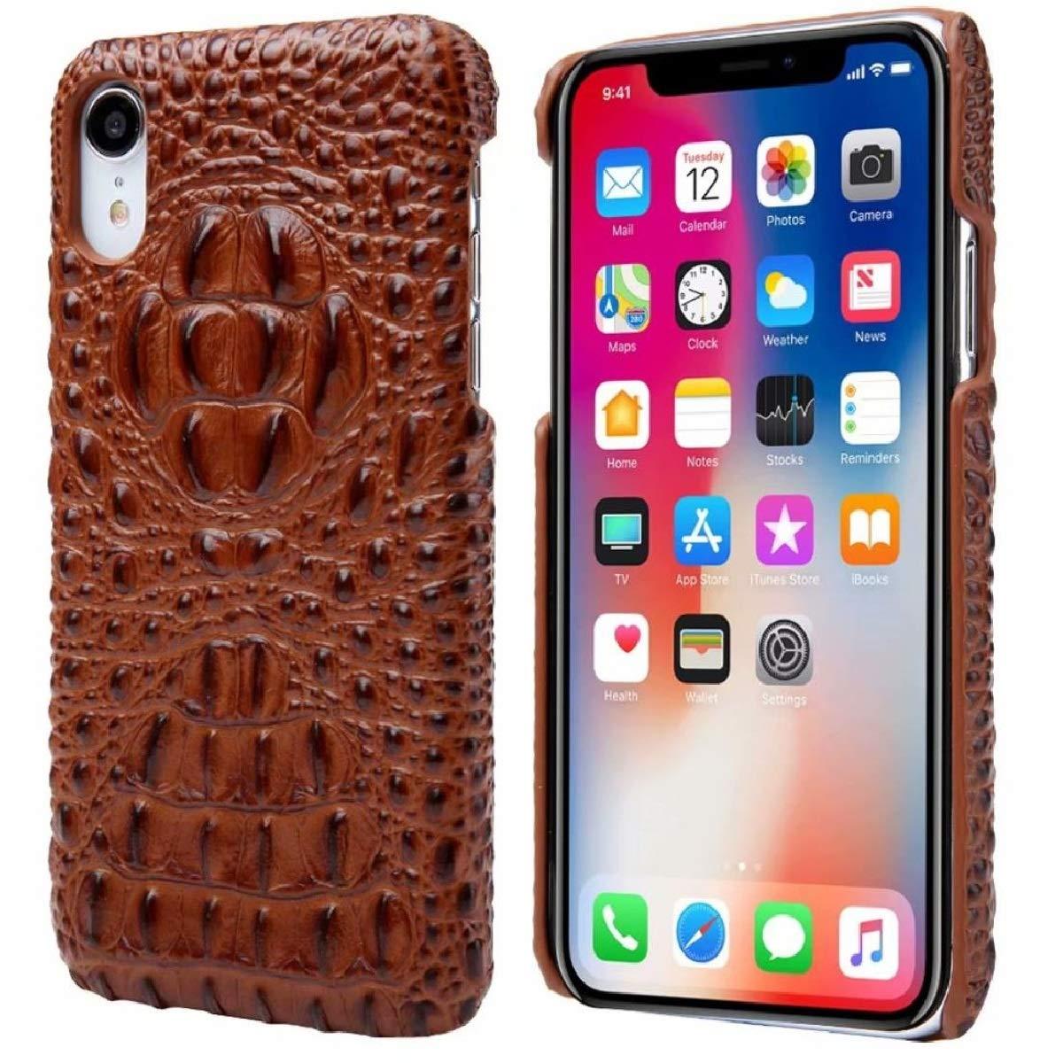 Amazon.com: DeLaiShi EYuTouNiuPi - Carcasa para Apple: Cell ...