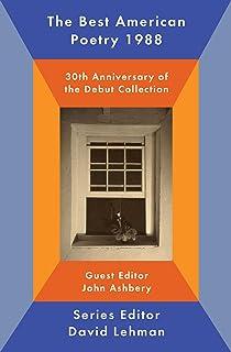 The Best American Poetry 1996: David Lehman, Adrienne Rich ...