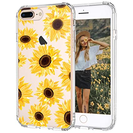 Amazon.com: Carcasa para iPhone 7 Plus - Floral Series ...