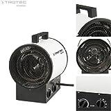 TROTEC Elektrikli Isıtıcı TDS 30 R Isıtıcı 5 kW