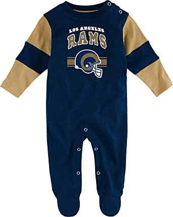 online retailer 845b0 29c4a Amazon.com: NFL Team Apparel Infant's Los Angeles Rams ...