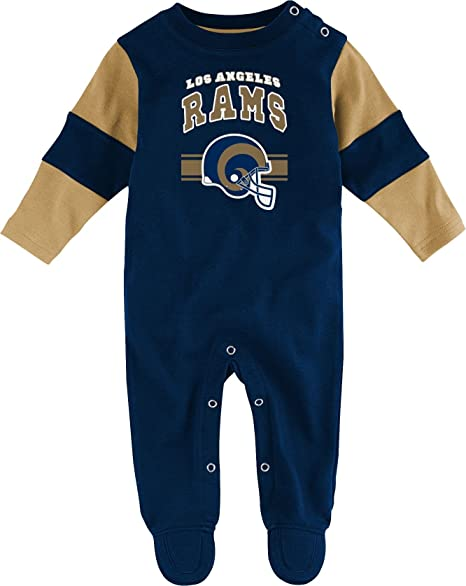 Amazon.com: NFL team Apparel del bebé los angeles rams ...