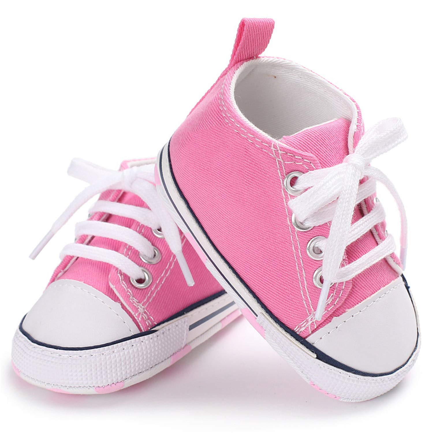 New Canvas Baby Sneaker Sport Shoes for Girls Boys Newborn Shoes Baby Walker First Walkers