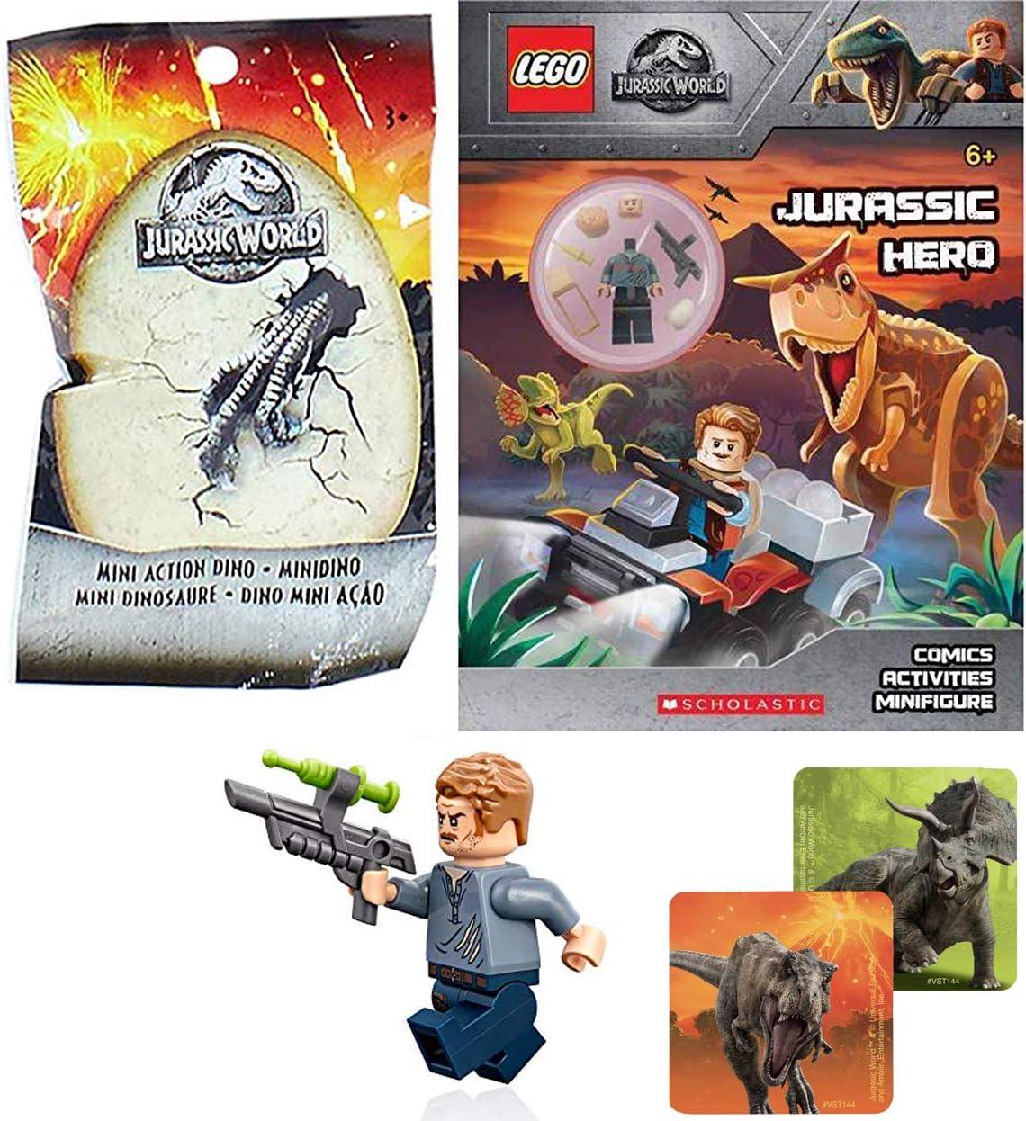 Backpack 1 LEGO Minifigure Owen Grady
