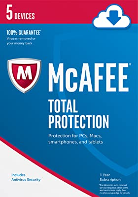 McAfee 2017 Total Protection