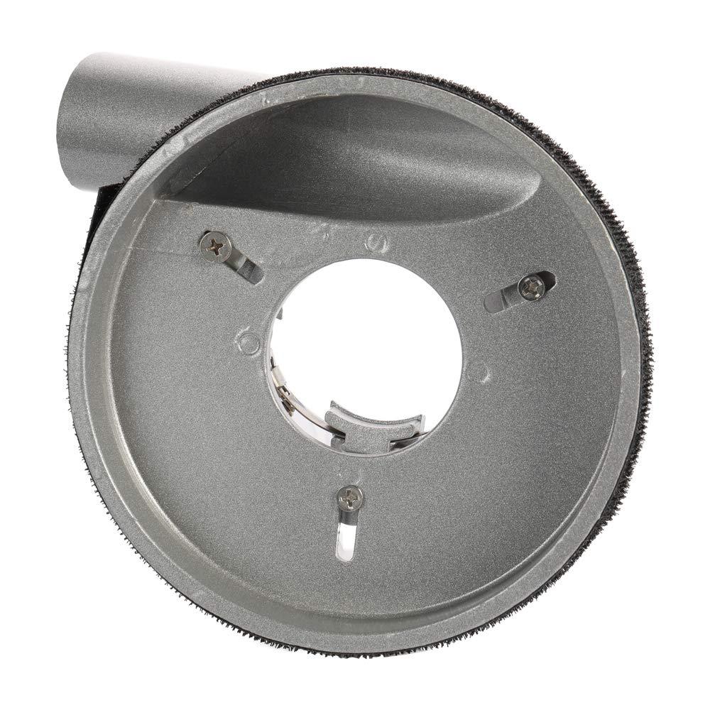 Rectifieuse /à Sec Enveloppe de Poussi/ère Accessoires pour Outils /Électriques KKmoon Meuleuse dAngle Couvercle Anti-poussi/ère