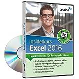Insiderkurs Excel 2016 - Powertraining für Fortgeschrittene [1 Nutzer-Lizenz]