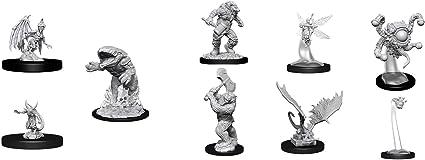 3 WizKids D/&D Nolzurs Marvelous Miniatures Bundle III
