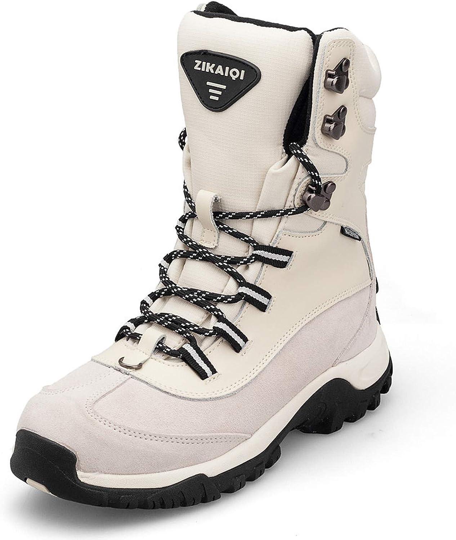ZIKAIQI Womens Hiking Boots Waterproof