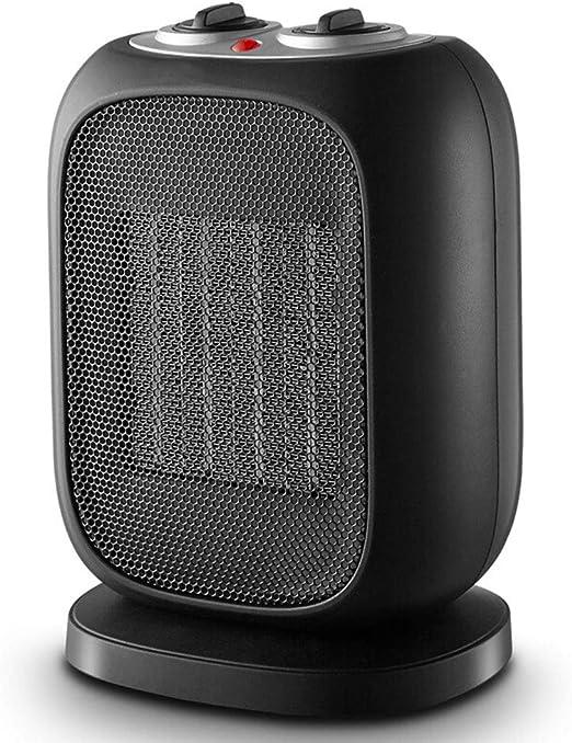 HM&DX Oscilante Cerámica Calefactor Ventilador, Portátil ...