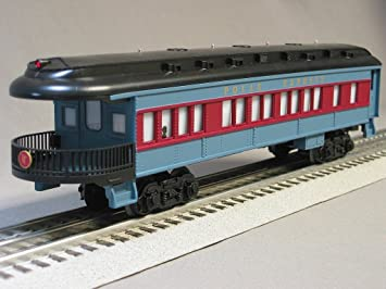 Lionel Polar Express Train Coach Car Observation Car