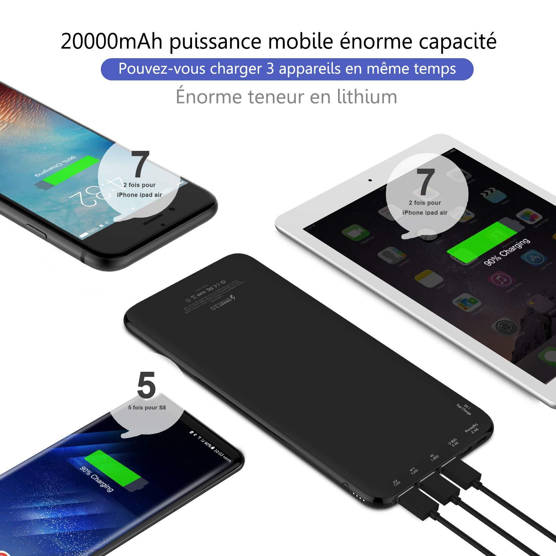 Kabellose Ladegeräte Suche Nach FlüGen 2019 Tragbare Aluminium Drahtlose Ladegerät Pad Für Iphone Huawei Xiaomi Samsung Smartphones