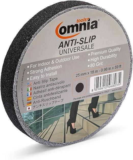 OMNIA TOOLS Anti-Slip UNIVERSALE | Cinta de Seguridad ...