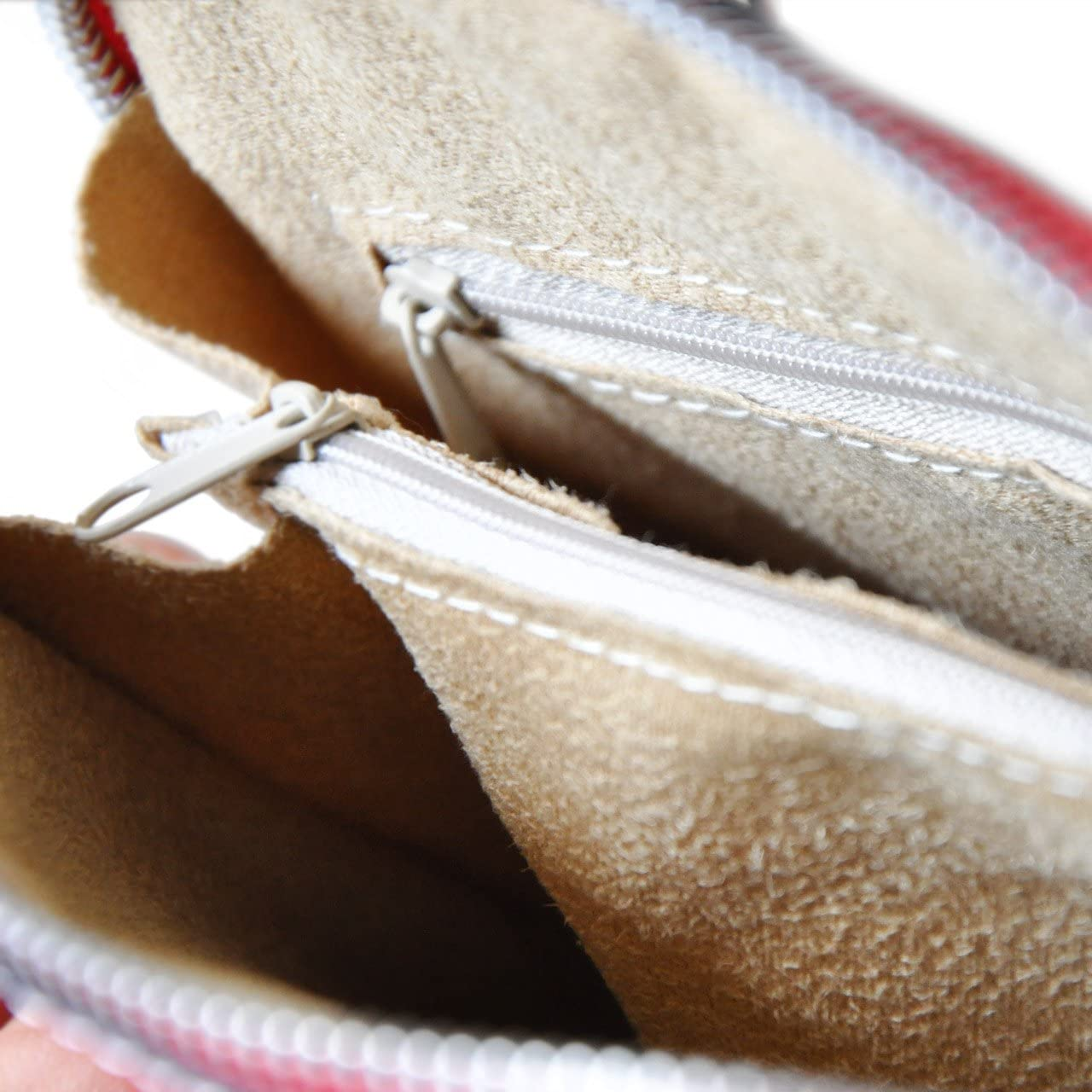 Pratesi Womens Italian Leather Volterra Small Crossbody Clutchbag in Cow Leather