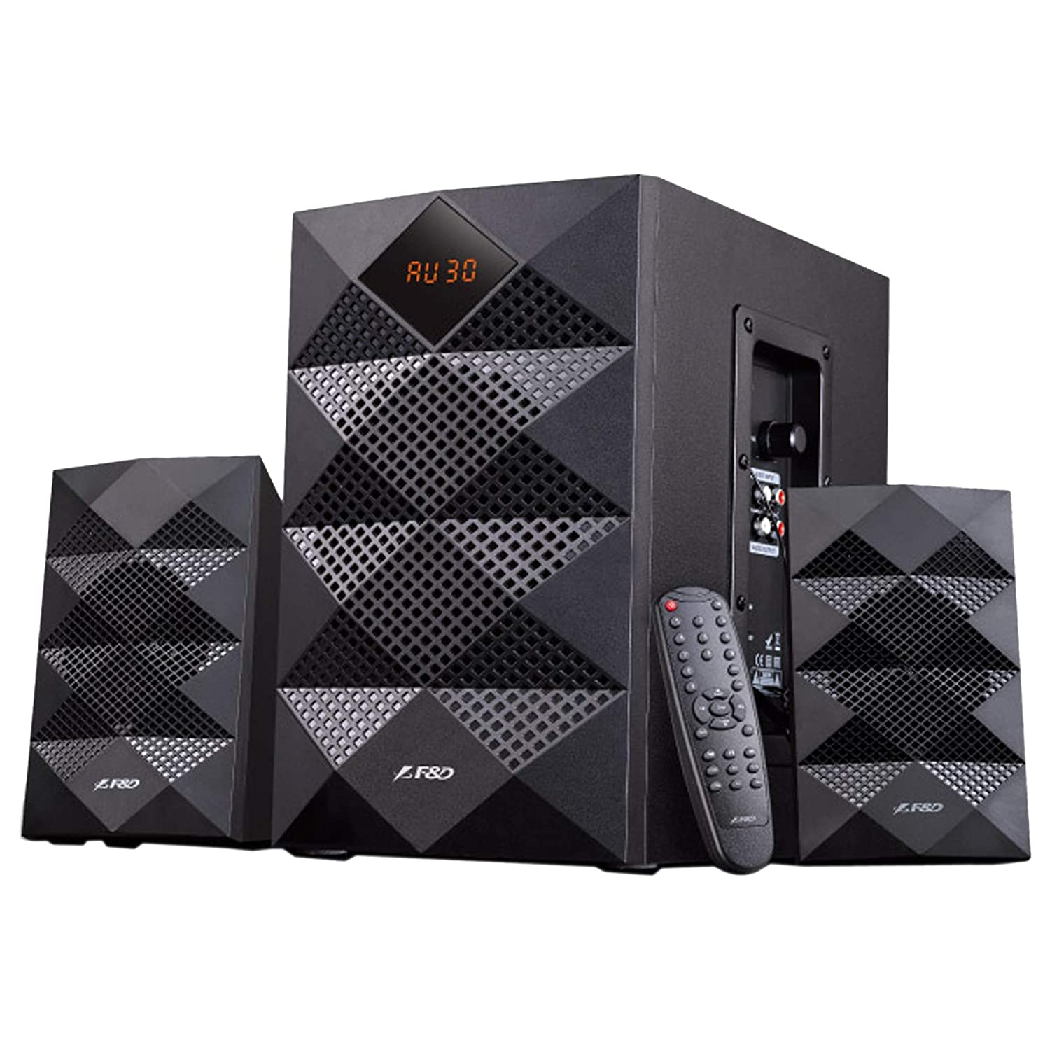 F&D A180X 4200 -watt Bluetooth Multimedia Speaker
