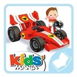 Robin und sein Rennwagen - Kleiner Junge