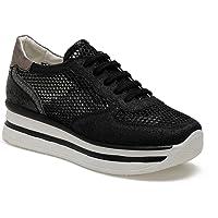 Butigo 19s-003 Siyah Kadın Sneaker Ayakkabı