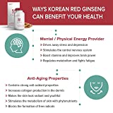 Authentic Korean Red Panax Ginseng