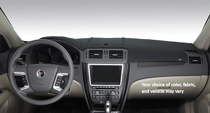 Premium Carpet, Black Covercraft DashMat Original Dashboard Cover for Chrysler 200