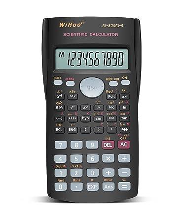 Wissenschaftlicher Taschenrechner Rechner Büro Haushalt Schulrechner Schule