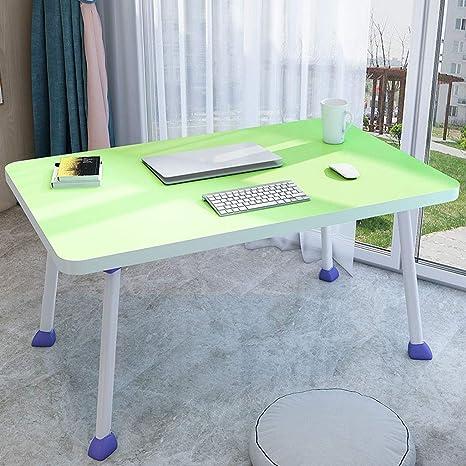 Amazon.com: Mesa para ordenador portátil, mesa de estudio ...