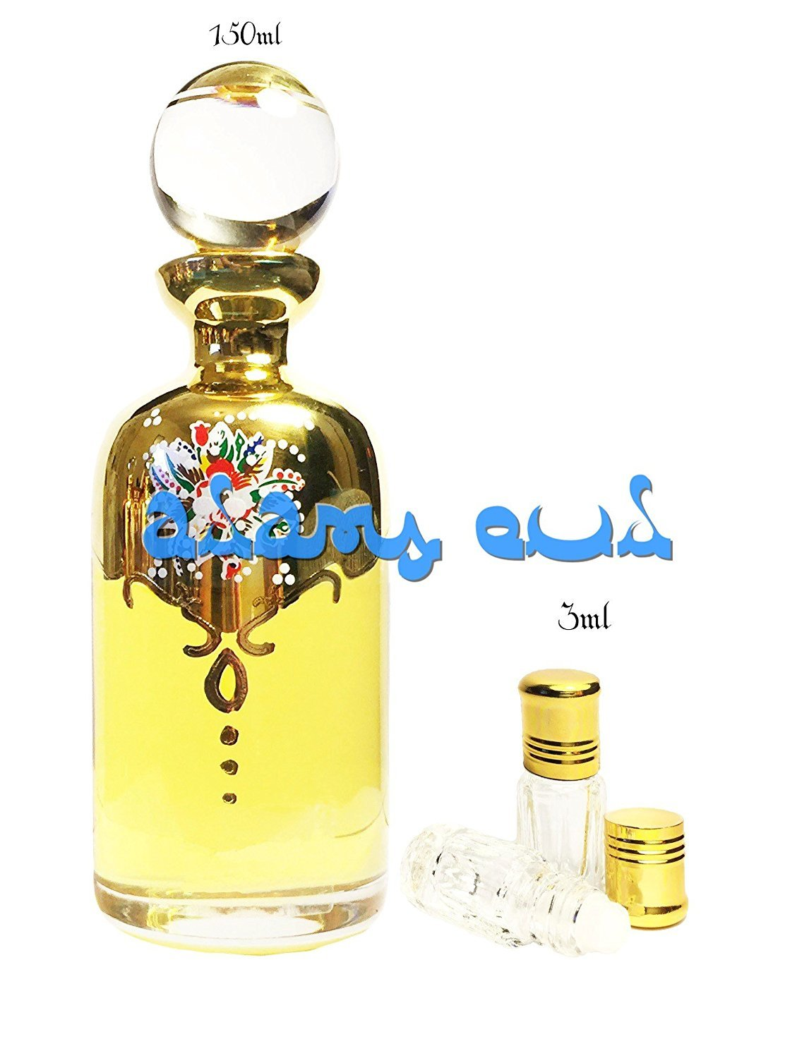 Rose of the Arabs - Oil Based Perfume Attar - Alcohol Free Fragrance (3ml) The Attar Specialists
