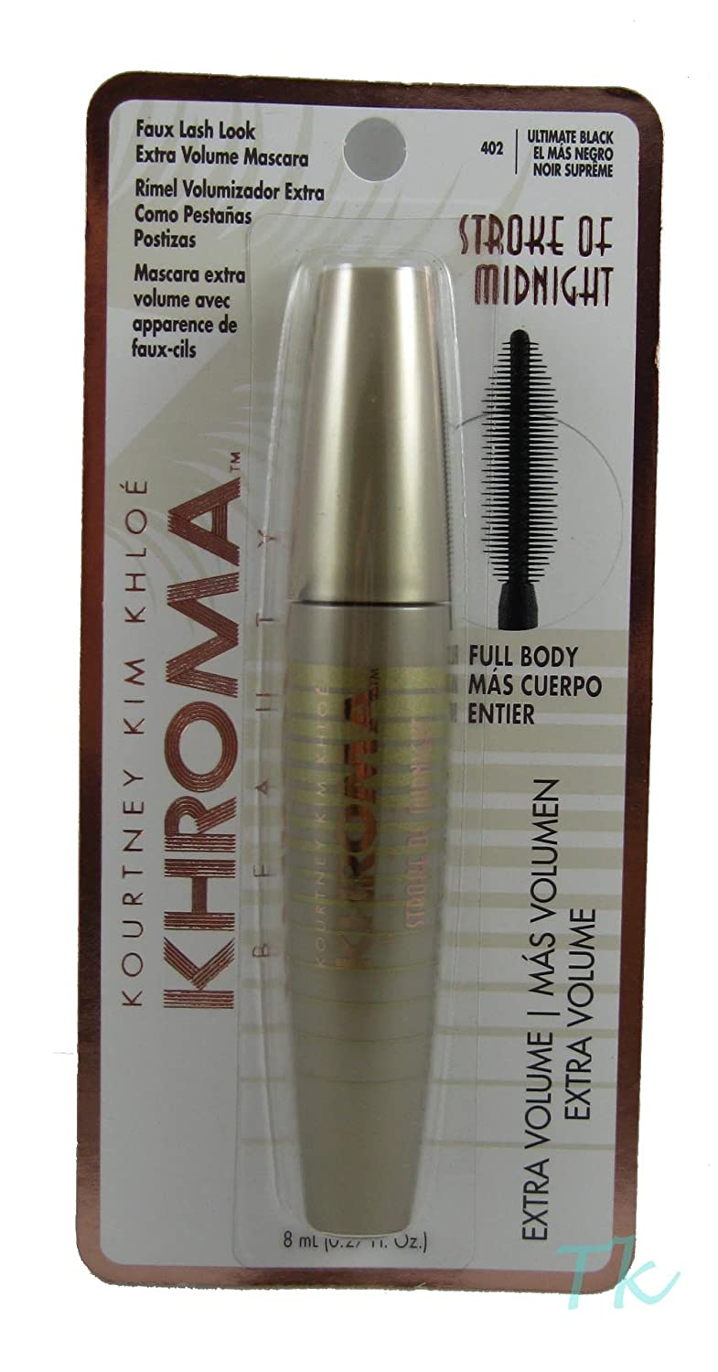 Amazon Khroma Stroke Of Midnight Faux Lash Look Extra Volume