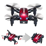 HASAKEE H6 Foldable RC Mini Drone with Altitude