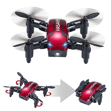 H6 Mini Drone Plegable con Control de Altura y Modo sin Cabeza 2.4 ...