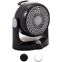 Iris Turbo-ventilator. Bereich 13 m² zwart