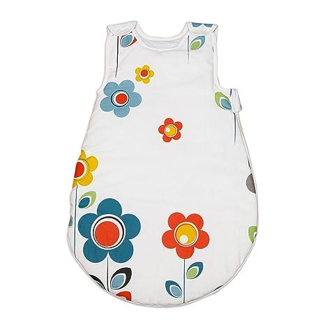 Flores I Story PatiChou Sacos de dormir para bebés 24 - 36 meses (