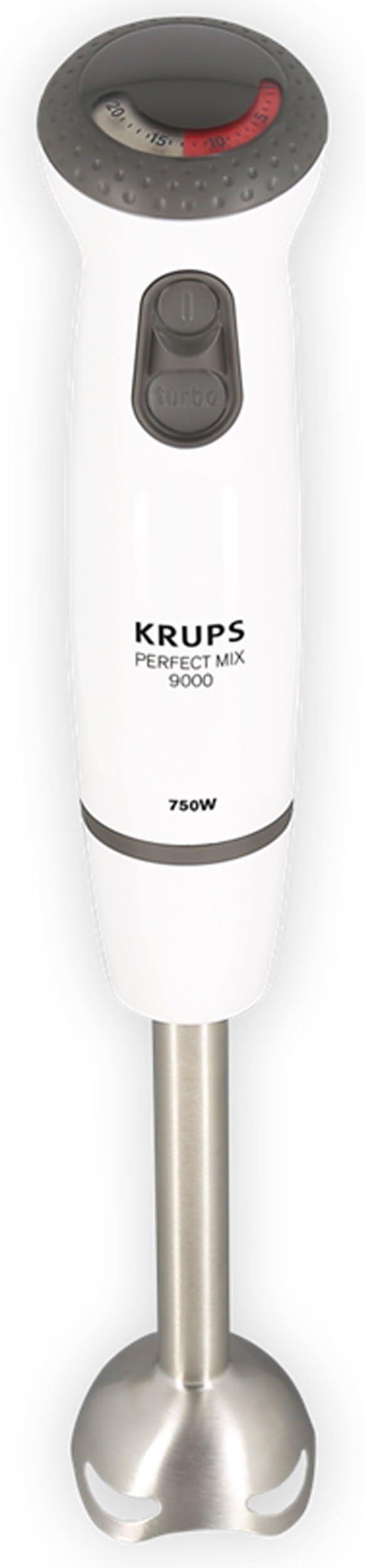 Krups Perfect Mix 9000 Plus Batidora de mano 0.8L 750W Gris, Color ...