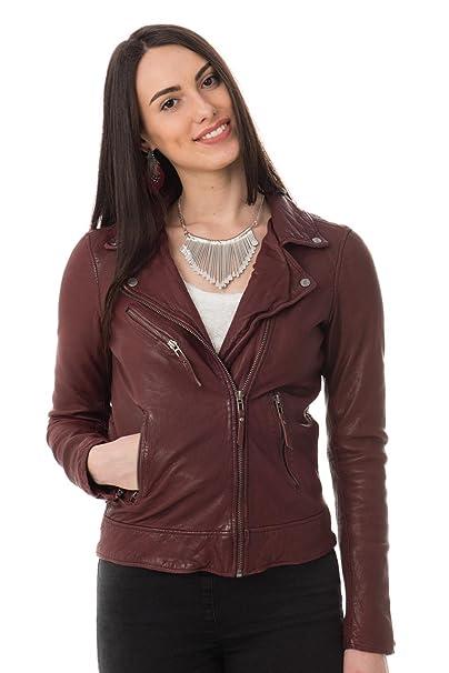 meet 8bd12 90fc2 Cityzen - Giacca - Donna bordeaux M: Amazon.it: Abbigliamento