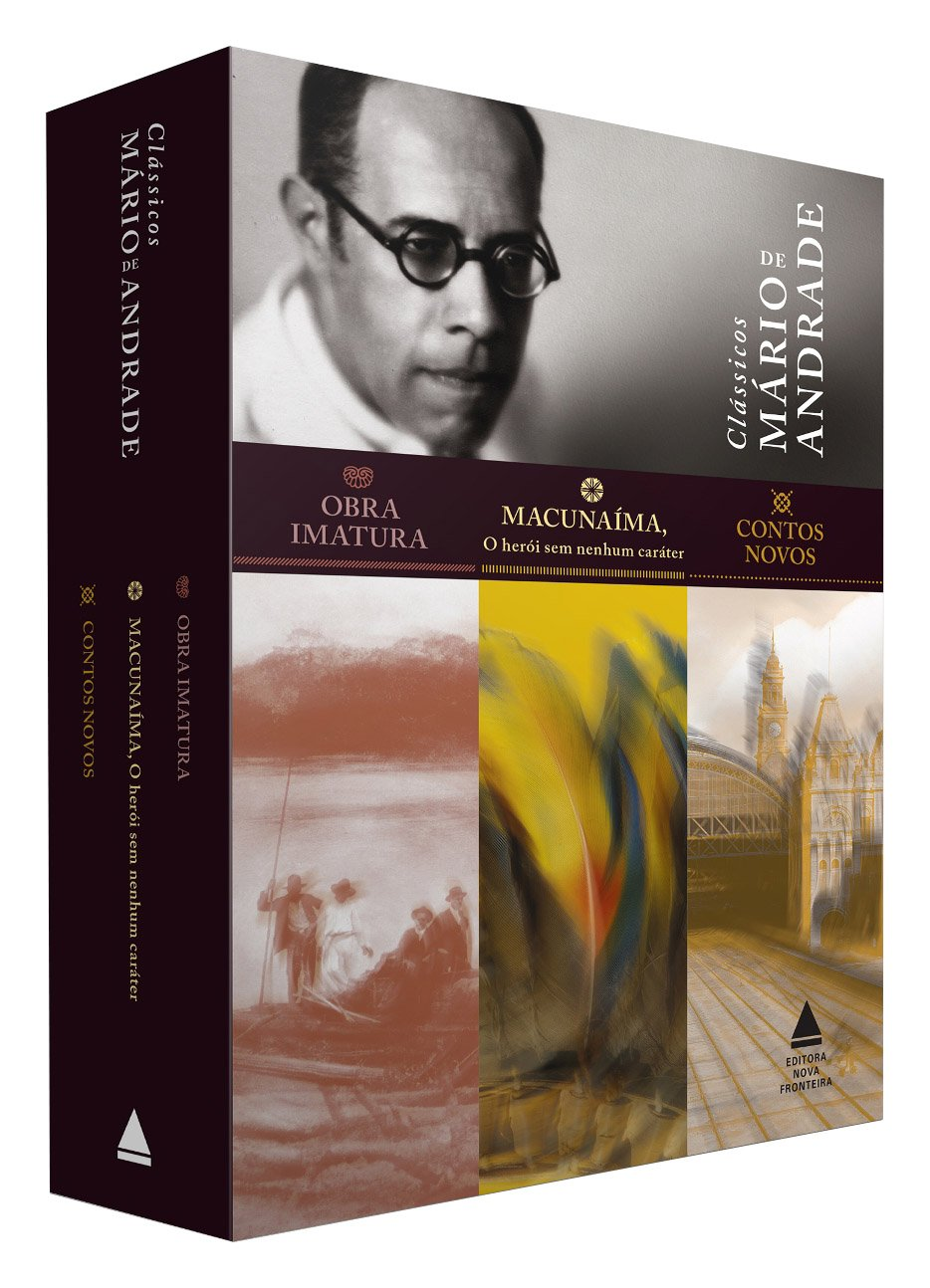 Download Clássicos Mário de Andrade - Caixa (Em Portuguese do Brasil) pdf epub