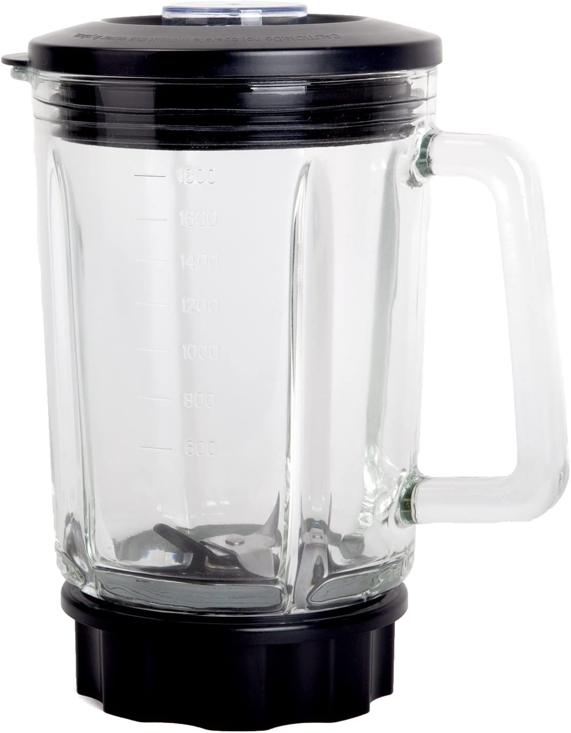 Duronic BL1200 JUG Vaso de cristal para la Batidora de Vaso Duronic BL1200 Únicamente