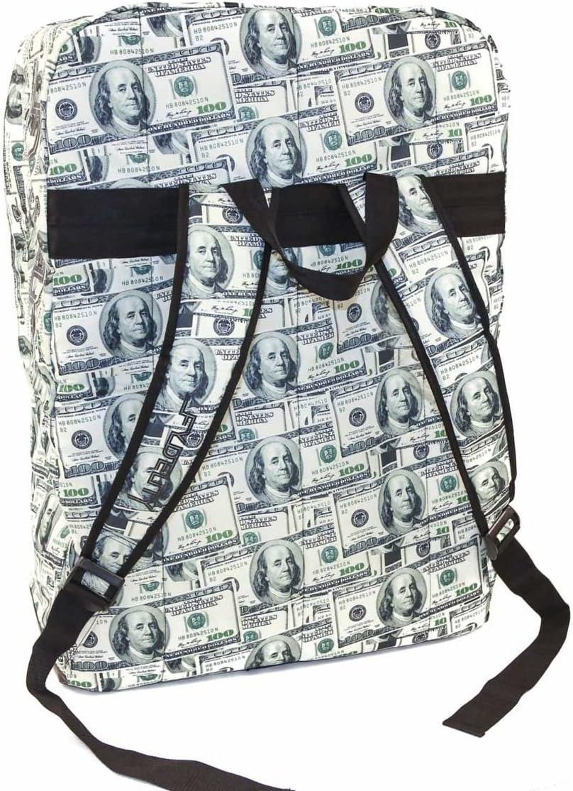Fydelity Bags Scratch Tracks Cashpack