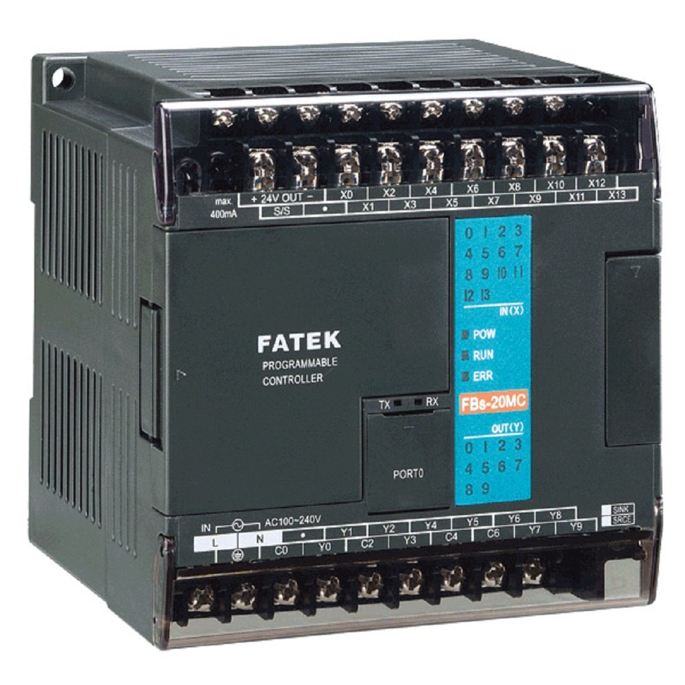 Fatek PLC Controller, FBs-20MCR2-AC (FBs-20MC)