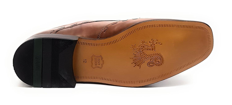 Manz Riva Ago H Veg-Calf LS 144073-03 144073-03 144073-03 Herren Schuhe Schnürhalbschuhe Cognac 467513