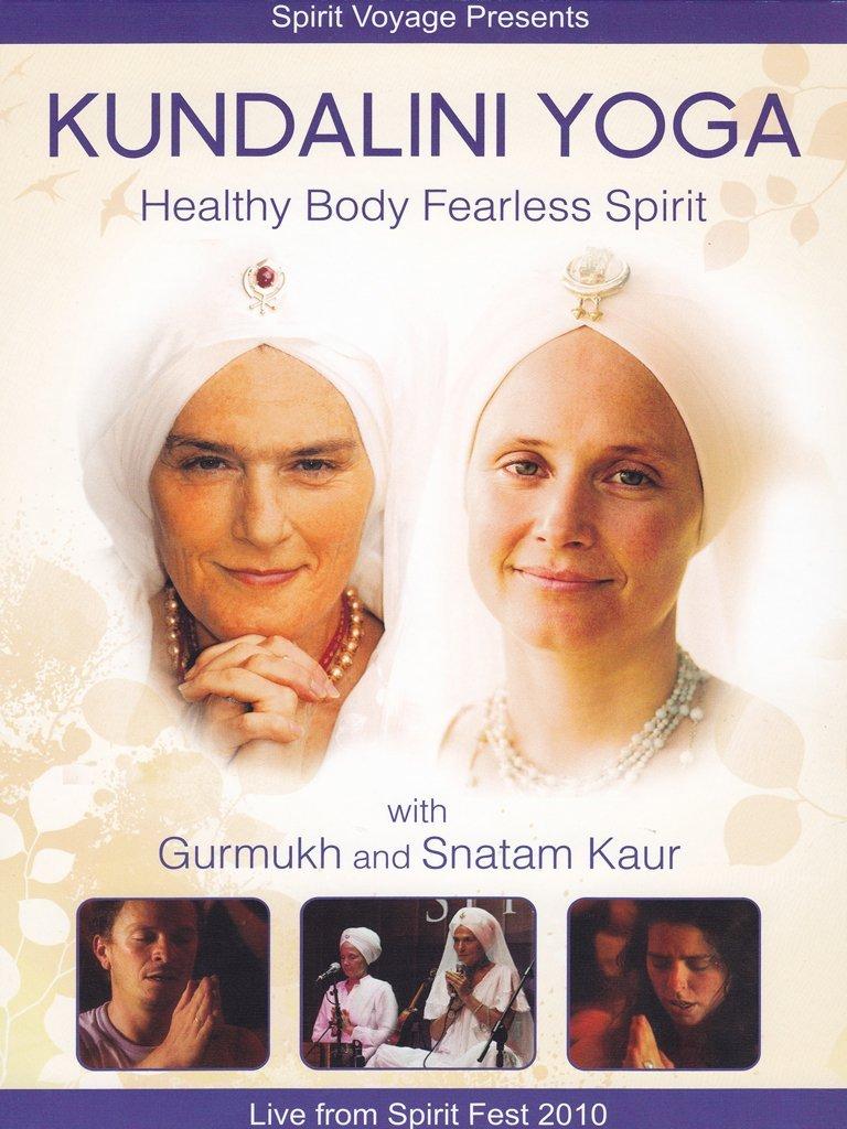 Amazon.com: Kundalini Yoga: Healthy Body Fearless Spirit ...