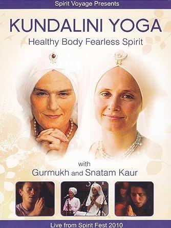 Kundalini Yoga - Healthy Body Fearless Spirit Alemania DVD ...