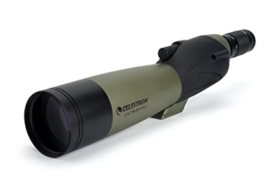 Celestron Ultima 80 20 to 60x80 Straight Spotting Scope