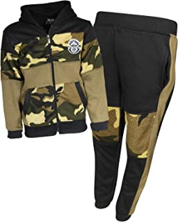 Quad Seven Boys Legend 2-Piece Sweatsuit Pants Set