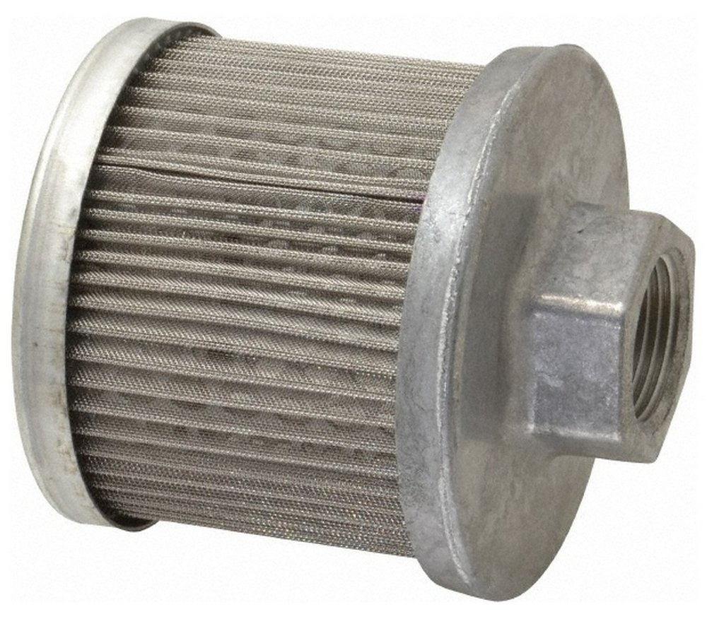 60 Mesh, 19 LPM, 5 GPM, 3.3'' Diam, Female Suction Strainer without Bypass, 3/4 Port NPT, 3-1/2'' Long by Flow Ezy Filters
