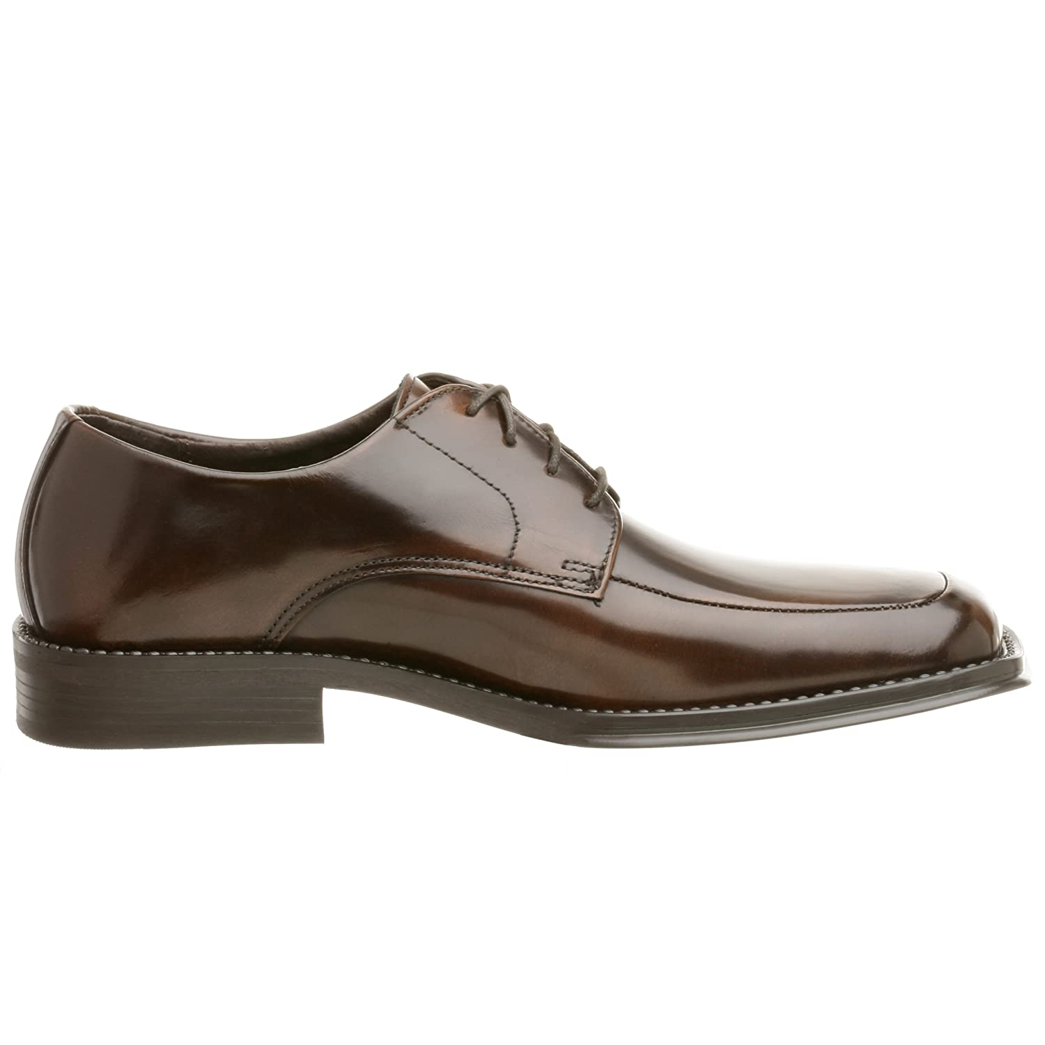 KC New York Men's 'Date N Time' Textured Oxford