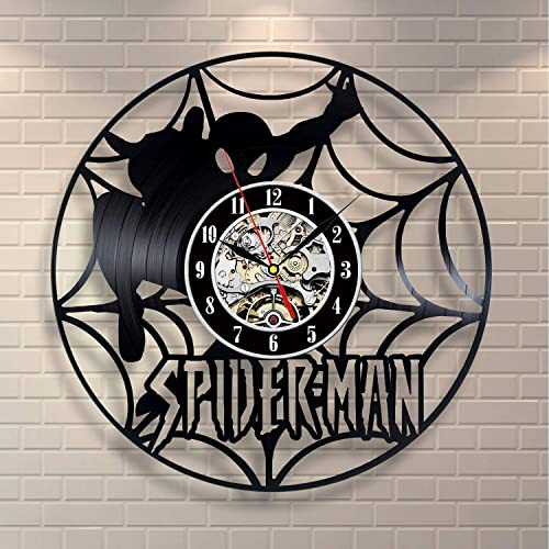 La Bella Casa Spider-Man Wall Clock Gift